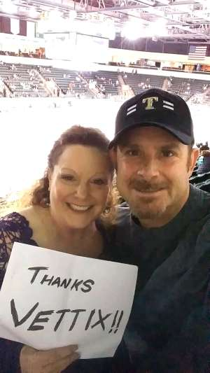 Jeff attended Texas Stars vs Rockford IceHogs - AHL on Nov 23rd 2019 via VetTix