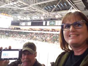 Perry attended Texas Stars vs Rockford IceHogs - AHL on Nov 23rd 2019 via VetTix