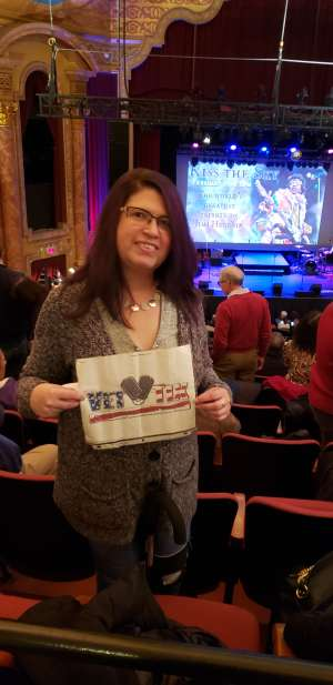Dora attended Shadows of the 60's - A Tribute to Motown Super Groups on Dec 31st 2019 via VetTix