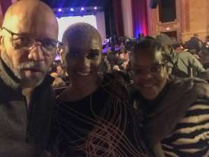 Stephen attended Shadows of the 60's - A Tribute to Motown Super Groups on Dec 31st 2019 via VetTix