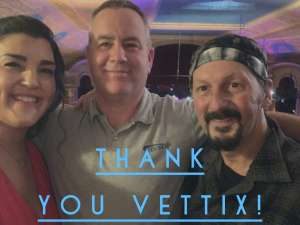 Patrick attended Shadows of the 60's - A Tribute to Motown Super Groups on Dec 31st 2019 via VetTix