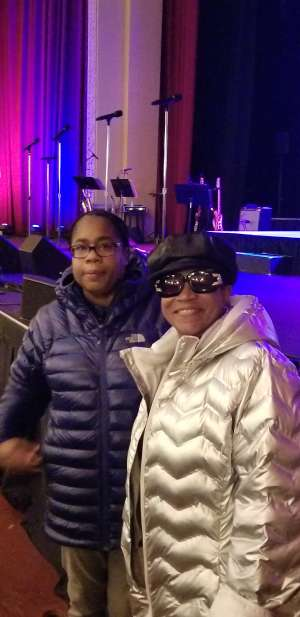 ingrid attended Shadows of the 60's - A Tribute to Motown Super Groups on Dec 31st 2019 via VetTix