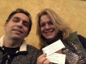Bert attended Shadows of the 60's - A Tribute to Motown Super Groups on Dec 31st 2019 via VetTix