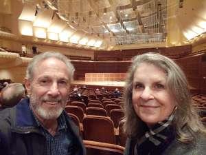 John attended Chamber Music - Motion and Mysticism - Muczynskis - Fantasy Trio on Dec 1st 2019 via VetTix