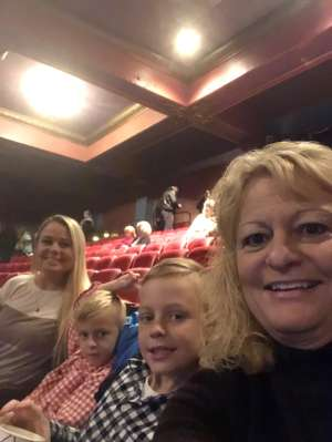 Ballbrat attended Darci Lynne and Friends - Fresh out of the Box on Nov 24th 2019 via VetTix
