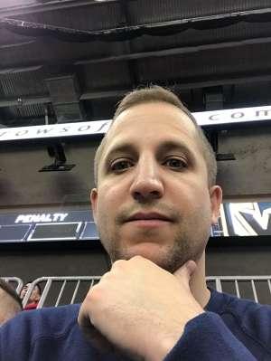 Jeremy B. attended New Jersey Devils vs. Vegas Golden Knights NHL on Dec 3rd 2019 via VetTix