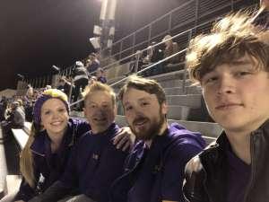 Nicole attended LSU Tigers vs. University of Arkansas Razorbacks - NCAA Football - 11/23/2019 Etix on Nov 23rd 2019 via VetTix