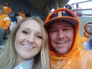 Robert attended University of Tennessee Vols vs. Vanderbilt - NCAA Football - Read Notes Before Claiming on Nov 30th 2019 via VetTix