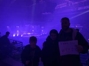 kevin attended Trans-Siberian Orchestra: Winter Tour 2019 on Nov 24th 2019 via VetTix