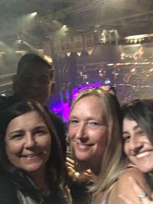 Mark attended Cher: Here We Go Again Tour on Dec 10th 2019 via VetTix