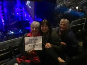 Sue attended Cher: Here We Go Again Tour on Dec 10th 2019 via VetTix