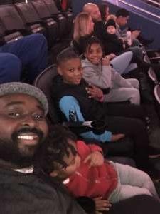 Jaslynn attended Washington Wizards vs. Orlando Magic - NBA on Dec 3rd 2019 via VetTix