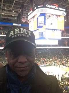 Tyrone attended Washington Wizards vs. Orlando Magic - NBA on Dec 3rd 2019 via VetTix