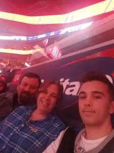 Shawn attended Washington Wizards vs. Orlando Magic - NBA on Dec 3rd 2019 via VetTix