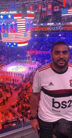 Marvin attended Washington Wizards vs. Orlando Magic - NBA on Dec 3rd 2019 via VetTix