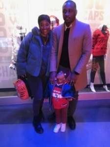 Derrick attended Washington Wizards vs. Orlando Magic - NBA on Dec 3rd 2019 via VetTix