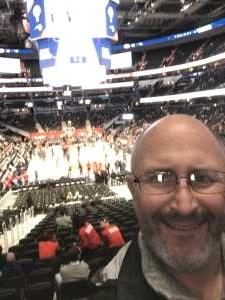 EDWARD attended Washington Wizards vs. Orlando Magic - NBA on Dec 3rd 2019 via VetTix
