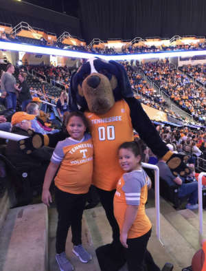 Carol attended Tennessee Vols vs. Georgia - NCAA Women's Basketball - Read Notes Before Claiming on Jan 12th 2020 via VetTix