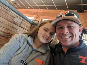 Robert attended Tennessee Vols vs. Georgia - NCAA Women's Basketball - Read Notes Before Claiming on Jan 12th 2020 via VetTix