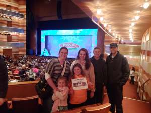 Trevor attended RUDOLPH THE RED-NOSED REINDEER - The Musical Saturday on Nov 23rd 2019 via VetTix