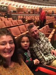 Jason attended RUDOLPH THE RED-NOSED REINDEER - The Musical Saturday on Nov 23rd 2019 via VetTix