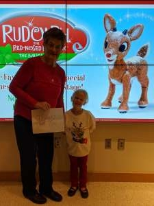 Click To Read More Feedback from RUDOLPH THE RED-NOSED REINDEER - The Musical Saturday