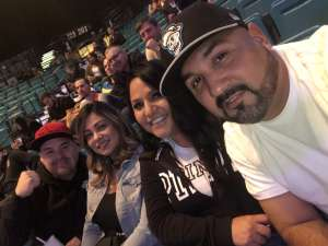 Neil attended Premier Boxing Champions: Wilder vs. Ortiz II on Nov 23rd 2019 via VetTix