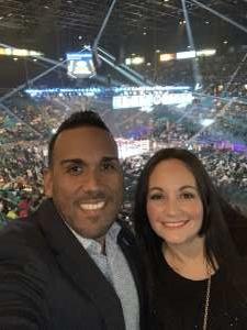 Marcos R. attended Premier Boxing Champions: Wilder vs. Ortiz II on Nov 23rd 2019 via VetTix