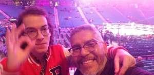 Jose attended Premier Boxing Champions: Wilder vs. Ortiz II on Nov 23rd 2019 via VetTix