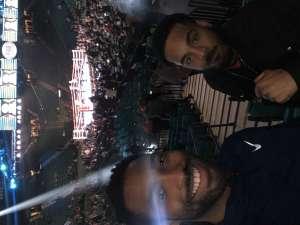 Brenton attended Premier Boxing Champions: Wilder vs. Ortiz II on Nov 23rd 2019 via VetTix