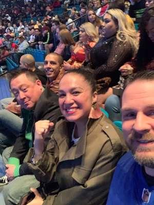 Jason attended Premier Boxing Champions: Wilder vs. Ortiz II on Nov 23rd 2019 via VetTix