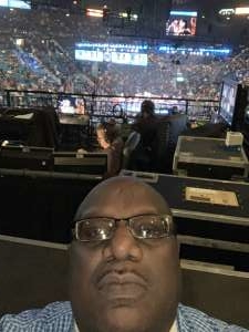 Harry attended Premier Boxing Champions: Wilder vs. Ortiz II on Nov 23rd 2019 via VetTix