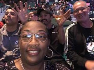 Jody attended Premier Boxing Champions: Wilder vs. Ortiz II on Nov 23rd 2019 via VetTix