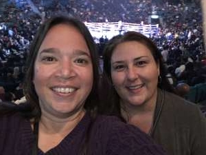 Jacqueline  attended Premier Boxing Champions: Wilder vs. Ortiz II on Nov 23rd 2019 via VetTix