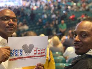 Bryan attended Premier Boxing Champions: Wilder vs. Ortiz II on Nov 23rd 2019 via VetTix