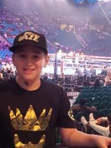 greg attended Premier Boxing Champions: Wilder vs. Ortiz II on Nov 23rd 2019 via VetTix