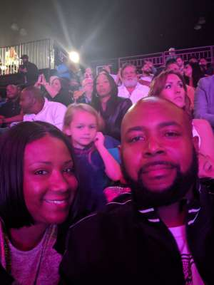 Brian attended Premier Boxing Champions: Wilder vs. Ortiz II on Nov 23rd 2019 via VetTix