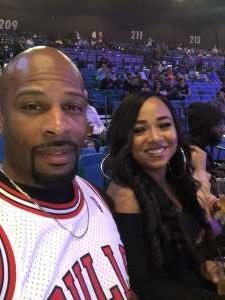 corey attended Premier Boxing Champions: Wilder vs. Ortiz II on Nov 23rd 2019 via VetTix