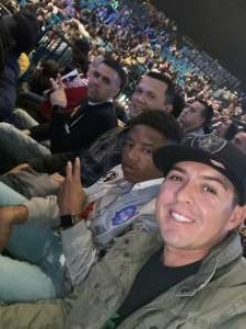 JUAN MARQUEZ attended Premier Boxing Champions: Wilder vs. Ortiz II on Nov 23rd 2019 via VetTix