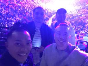 julious attended Premier Boxing Champions: Wilder vs. Ortiz II on Nov 23rd 2019 via VetTix