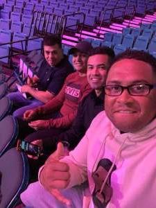 John attended Premier Boxing Champions: Wilder vs. Ortiz II on Nov 23rd 2019 via VetTix