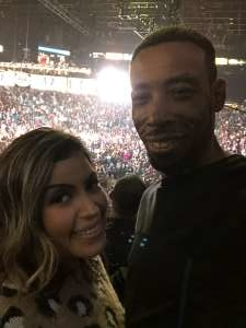 Keith attended Premier Boxing Champions: Wilder vs. Ortiz II on Nov 23rd 2019 via VetTix