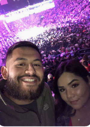 Mike attended Premier Boxing Champions: Wilder vs. Ortiz II on Nov 23rd 2019 via VetTix