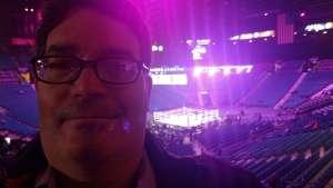 Loren attended Premier Boxing Champions: Wilder vs. Ortiz II on Nov 23rd 2019 via VetTix