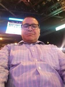Daniel attended Premier Boxing Champions: Wilder vs. Ortiz II on Nov 23rd 2019 via VetTix