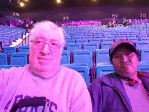 bruce attended Premier Boxing Champions: Wilder vs. Ortiz II on Nov 23rd 2019 via VetTix