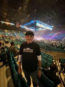 Chris Oelerich attended Premier Boxing Champions: Wilder vs. Ortiz II on Nov 23rd 2019 via VetTix