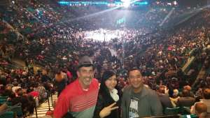 Bnt attended Premier Boxing Champions: Wilder vs. Ortiz II on Nov 23rd 2019 via VetTix