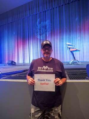 Chuck attended Wizards of Winter on Nov 23rd 2019 via VetTix