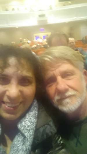 Jeffrey attended D.A. Foster & The Shaboo All-Stars on Nov 30th 2019 via VetTix